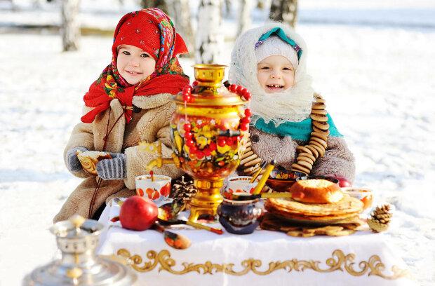 Гулянья на Масленицу, healthy-kids.ru