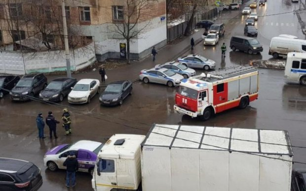 Трагедия на фабрике: полиция выяснила, где спрятался стрелок
