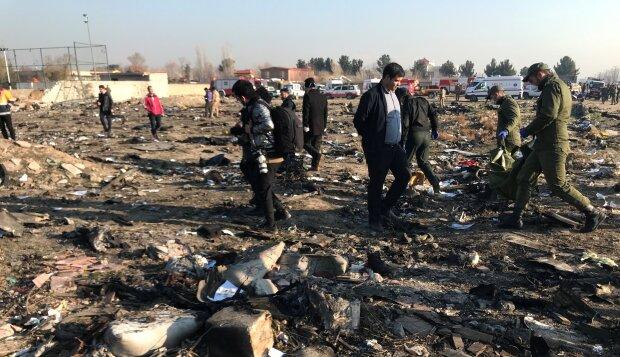 """Влада Ірану відзвітувала щодо аварії борту МАУ: """"Якщо літак збила ракета..."""""""