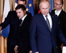 Володимир Зеленський і Володимир Путін, фото: Getty Images