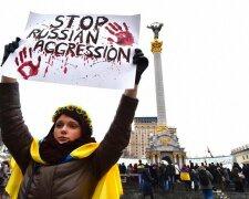 увеличилось количество украинцев, которые считают Россию агрессором