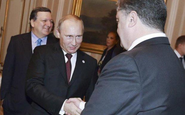 Порошенко готовится ко встрече с Путиным