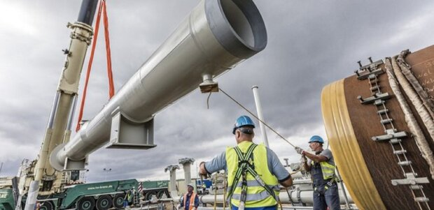 Строительство газопровода. Фото: Цензор.нет.