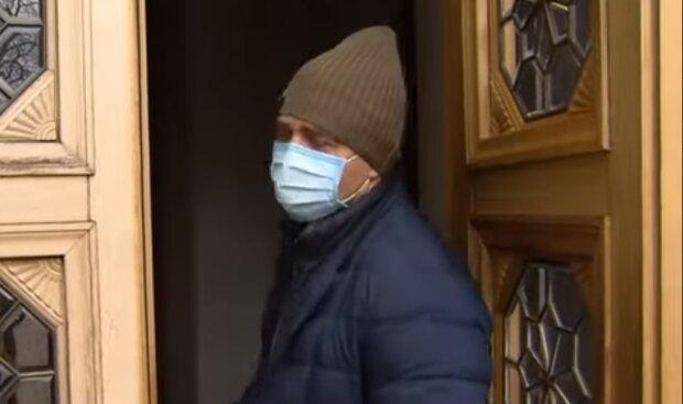 У Раду в масках, скрін з відео