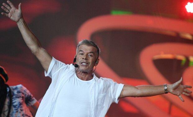 Олег Газманов, фото з вільних джерел
