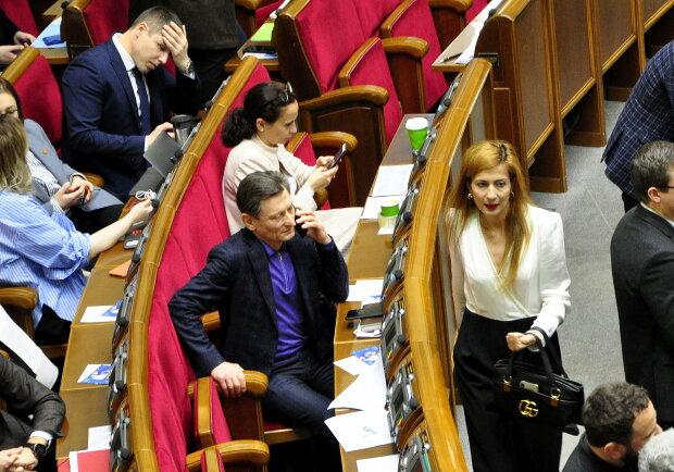 Нардеп Антонина Славицкая - фото Знай.uа