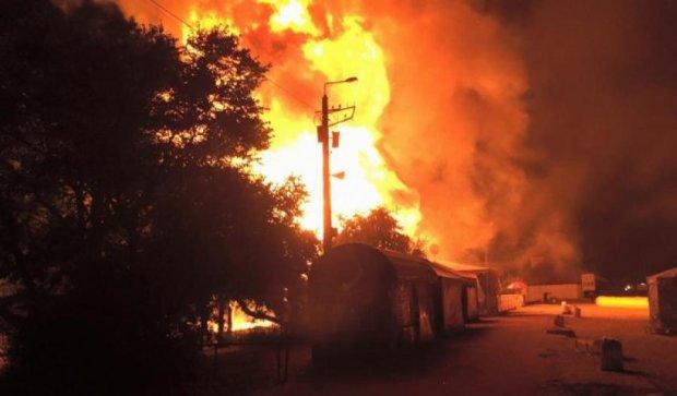 В Одессе прогремел взрыв в баре (фото)