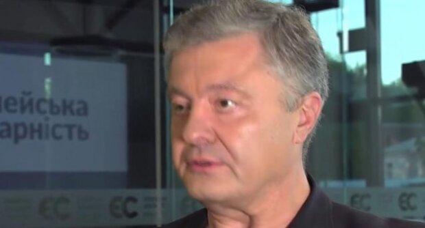 Петр Порошенко, скриншот