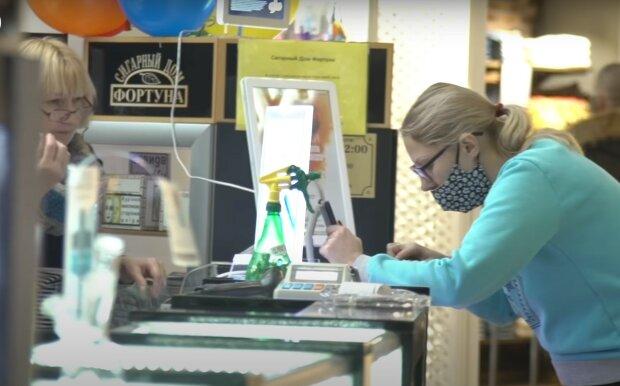 украинцы, скриншот из видео