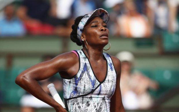 На відому тенісистку подали до суду через участь в смертельному ДТП