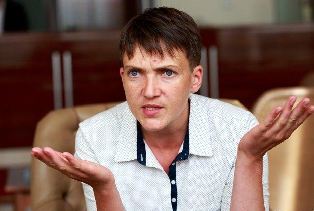 Савченко віщає з СІЗО: українські гниди ще лицемірніші за московських вошей