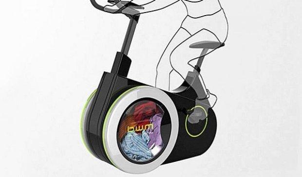 Китайці запропонували антикризову велопральку (фото)