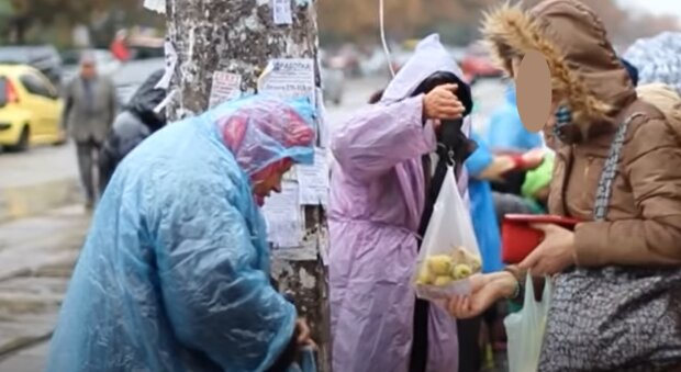 пенсионеры, кадр из видео, изображение иллюстративное: YouTube