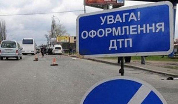 Найбільше аварій в Україні через перевищення швидкості