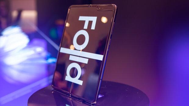 Samsung Galaxy Fold, фото: Информатор