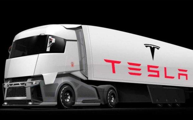 Безпілотні вантажівки Tesla заполонять США