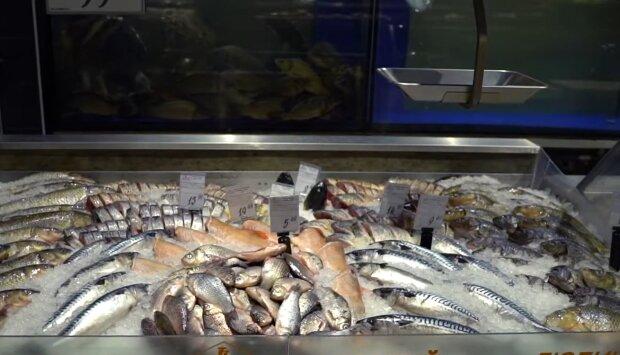 Рыба, кадр из видео