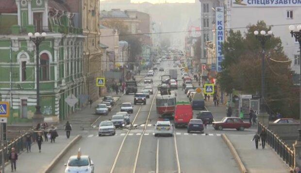 Трамвай, фото: скріншот з відео