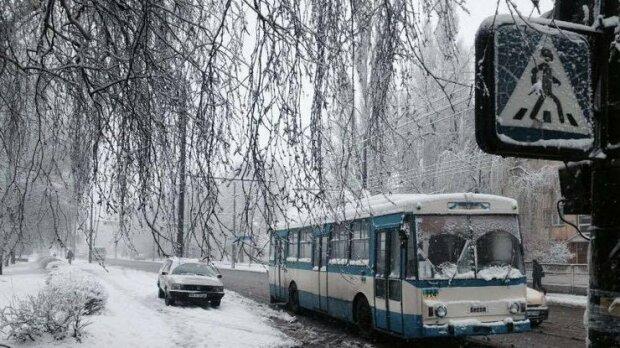 """Сніг """"не дійшов"""" до Харкова: про що попереджають синоптики 23 січня"""
