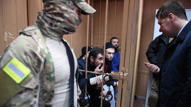 У Путина готовы отдать пленных моряков, но при одном условии: цинизм зашкаливает