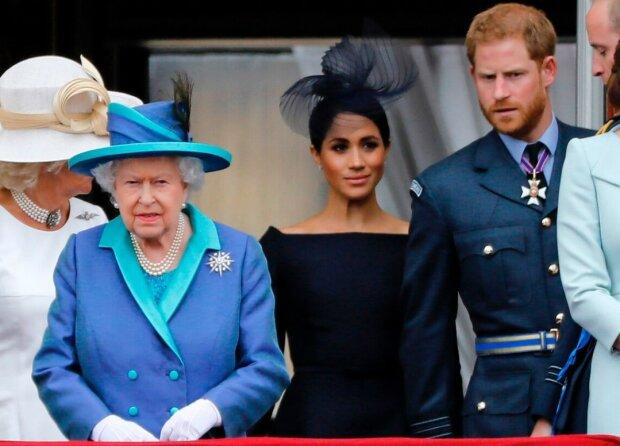 Королева відбере у принца Гаррі та Меган Маркл останнє, що вони любили