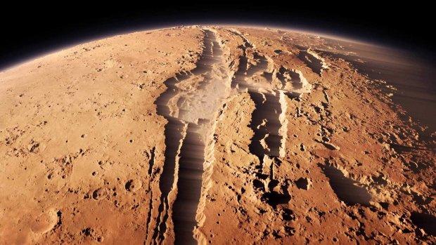 Доказательство жизни? На Марсе нашли секретные объекты