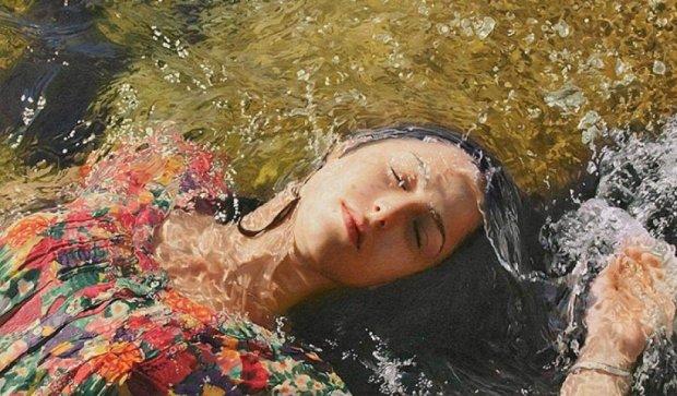 Американец рисует шокирующие своей реалистичностью портреты (фото)