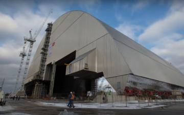 """Так звучить Чорнобиль: творець фільму """"Арка"""" про магію саркофагу"""