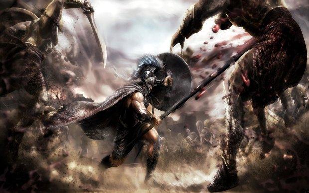 Гладіатори Стародавнього Риму: як жилося закріпаченим бійцям, які билися на забаву публіці