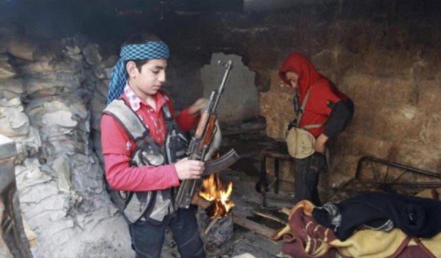 Террористы отправили на смерть ребенка