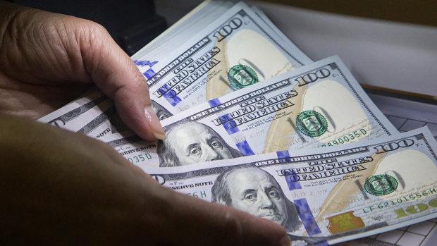 дорожание доллара