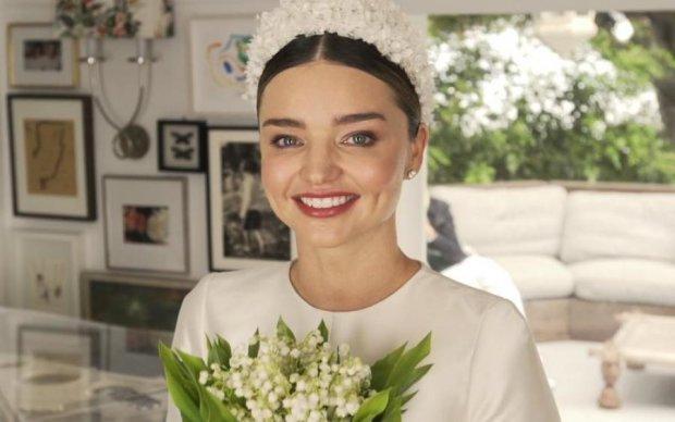 Лайфхак для наречених: супермодель поділилася секретами весільного макіяжу