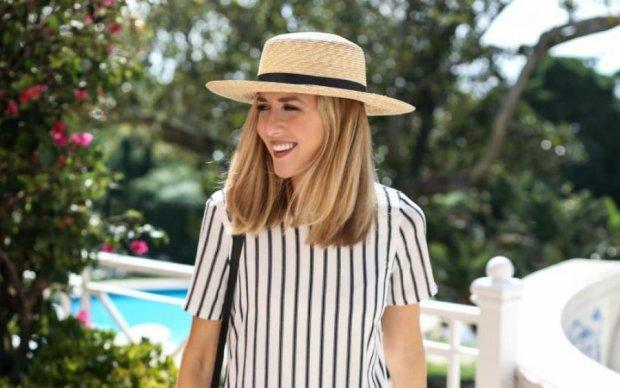 Шляпа-канотье: с чем носить тренд сезона