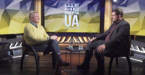 Андрей Ильенко и Юрий Рыбчинский, фото: Ще не вмерла UA