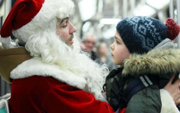 Санта-Клаус и дети: когда сказочка заканчивается