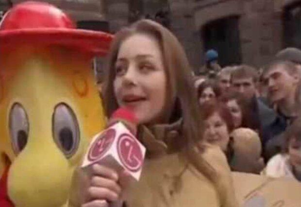 Тина Кароль на Майдане, скриншот: TikTok