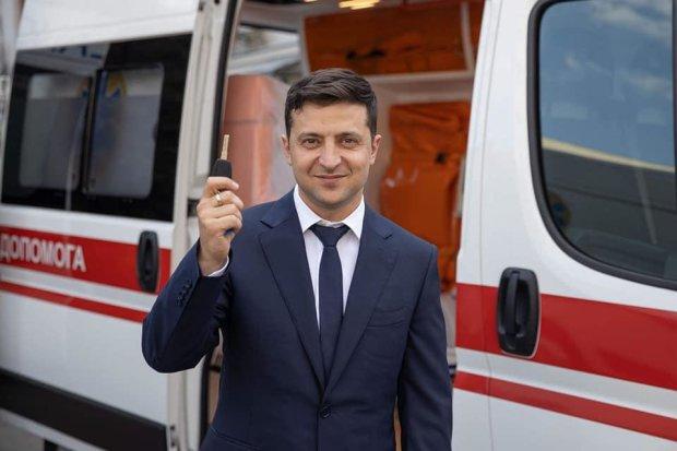 """Зеленский поразил украинцев трогательным подвигом ради больных детей: """"Оказывается, все можно, если не воровать и не врать"""""""