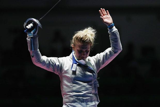 Ольга Харлан, Getty Images