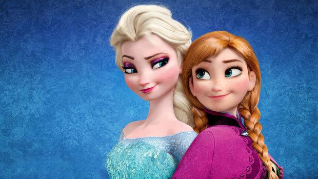 "Disney показала трейлер ""Крижаного серця 2"": Ельза та Анна повертаються"