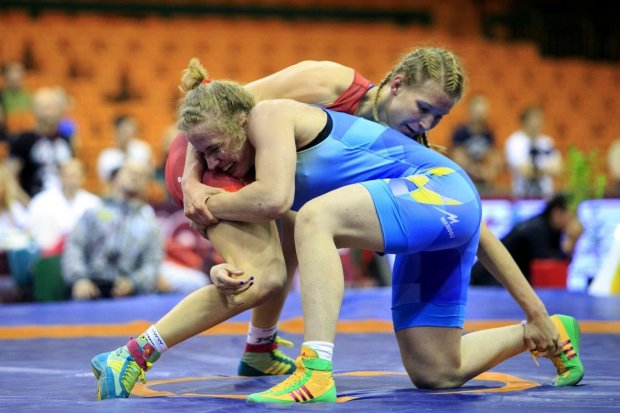 Черкасова здобула третє золото збірної України за день: це якась казка