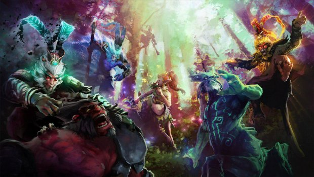 Dota Underlords: Valve готовит очередной игровой шедевр
