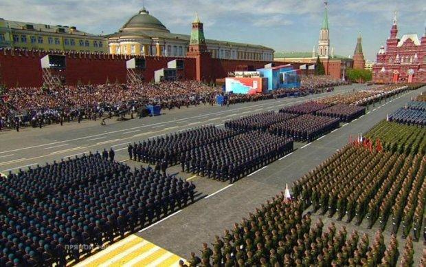 Путина и его парад опозорили на весь мир