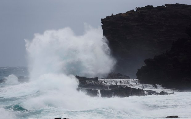 Арктичний шторм обрушився на райський куточок: зима вперше за сотні років