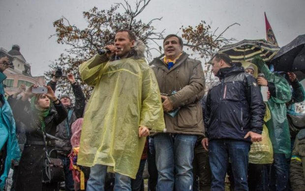 Импичмент и суд: Саакашвили поставил жесткие условия