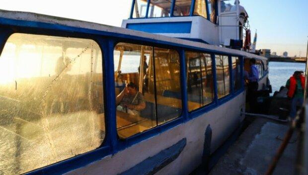 Тисяча гривень за проїзд: що відомо про новий пором через Дніпро в Запоріжжі