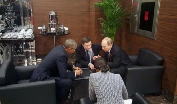 Обама и Путин встретились в кулуарах саммита G20