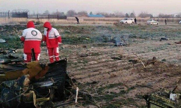 Украинский самолет разбился в Иране сразу после взлета: 180 пассажиров на борту