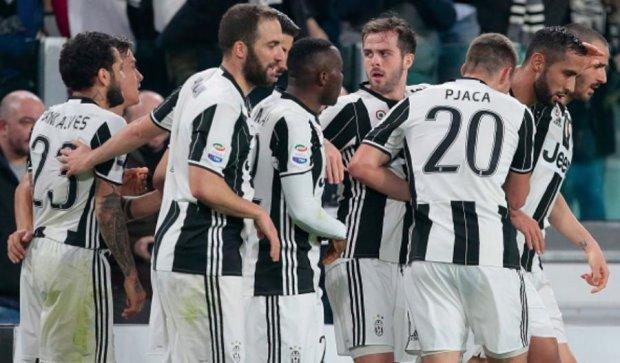 Ювентус  на останній хвилині вирвав перемогу у Мілана