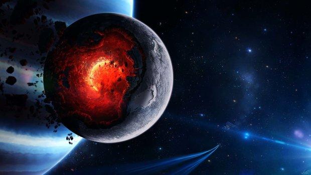Нібіру займе місце Місяця: підготовка зі знищення супутника вже почалась, що буде з нами