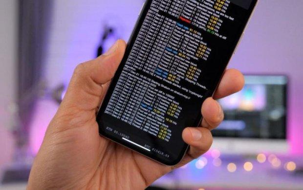 Стало відомо, як майнити криптовалюту з iPhone